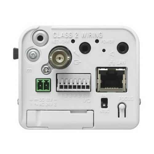 Sony SNCVB600 Network 720p/60fps HD Fixed Camera - V Series