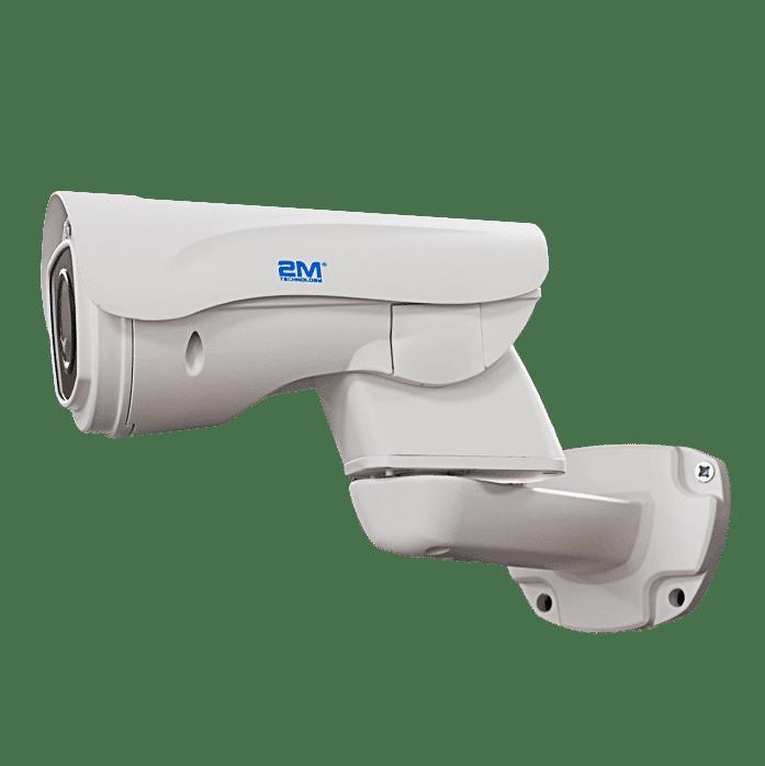 2M Technology 2MPT-2MIR8010X PTZ Camera, 2MP 4-in-1 TVI/CVI/AHD/Analog 10X optical zoom lens