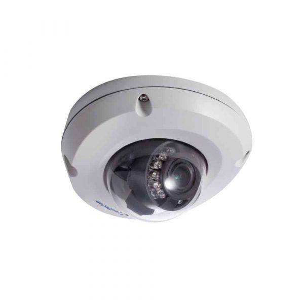Geovision GV-EDR2100-0F Rugged Mini IP Dome Camera, 2.8MM lens