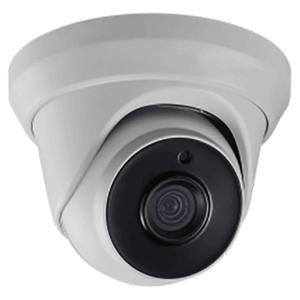 Hikvision OEM 2mpTurret / Eyeball Outdoor Weather Proof White Motorized TVI